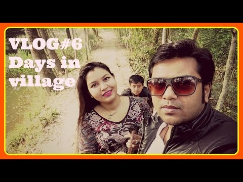 vlog#6/Day in village/fun time/INDIANGIRLCHANNEL TRISHA