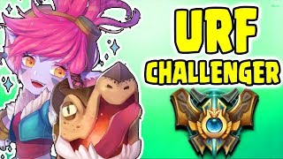 100% Challenger URF | Noway4u ft Karmaa (Deutsch/German) LOL