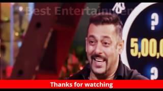 Kapil Sharma Show With Salman Khan & Anushka Shetty