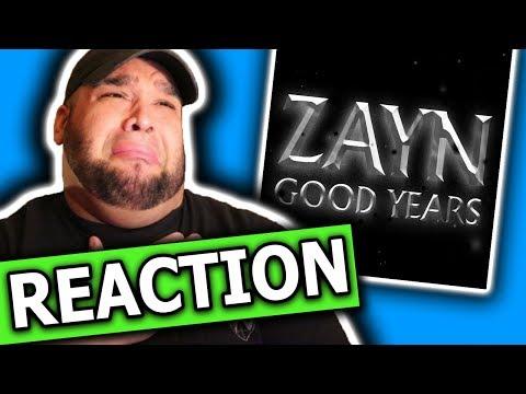 Xxx Mp4 ZAYN Good Years REACTION 3gp Sex