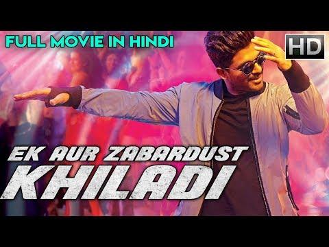 EK AUR ZABARDUST KHILADI (2018) | New Released Full Hindi Dubbed Movie | Action Movie 2018