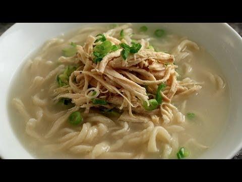 Xxx Mp4 Korean Chicken Noodle Soup From Scratch Kalguksu 3gp Sex