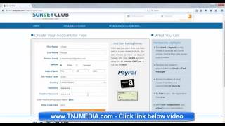 How to Make $1500   Best Paid Surveys Sites   YouTube