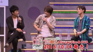 『おそ松さんスペシャルイベント フェス松さん'16』DVD/Blu-ray発売告知