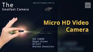 Micro HD Video Camera