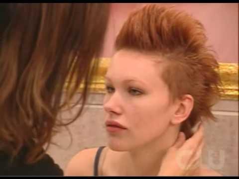 ANTM C14 Ep 4 Bonus Clip 7 Brenda s New Haircut