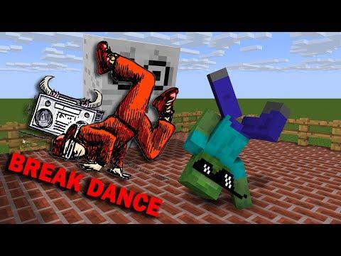 Xxx Mp4 Monster School BREAK DANCE CHALLENGE Minecraft Animation 3gp Sex