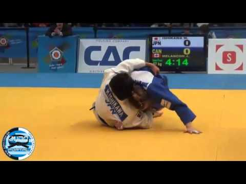 Xxx Mp4 European Judo Open Women Oberwart 2013 Semifinal 57kg ISHIKAWA Megumi JPN MELANCON CAN 3gp Sex
