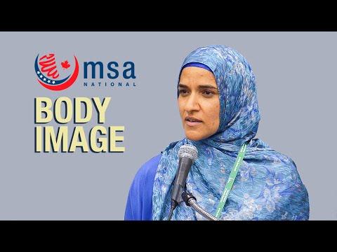 Xxx Mp4 Body Image Reality And Standards Dalia Mogahed MSA National 3gp Sex
