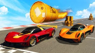 99.5% CHANCE OF FAILURE! (GTA 5 Funny Moments)