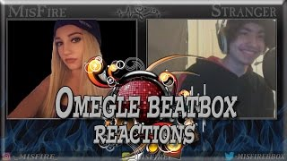 THAT'S SOME GOOD SH** ~ Omegle beatbox reactions