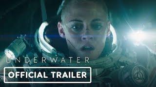 Underwater - Official Trailer (2020) Kristen Stewart, T.J. Miller