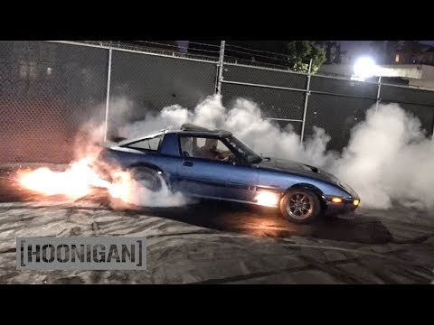 Xxx Mp4 HOONIGAN DT 159 400hp Turbo 13B Rotary FB RX7 By Angel Motorsports 3gp Sex