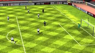 FIFA 13 iPhone/iPad - Manchester Utd vs. Chelsea