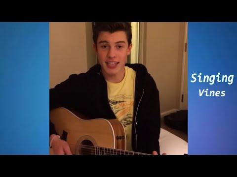 Shawn Mendes Vine compilation - Best Singing Vines w/ Song Names
