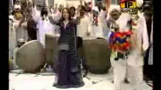 LAL MERI PAT SHAZIA KHUSK   YouTube