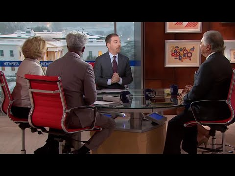 Full Panel 'What is the story with Donald Trump and Vladimir Putin ' Meet The Press NBC News