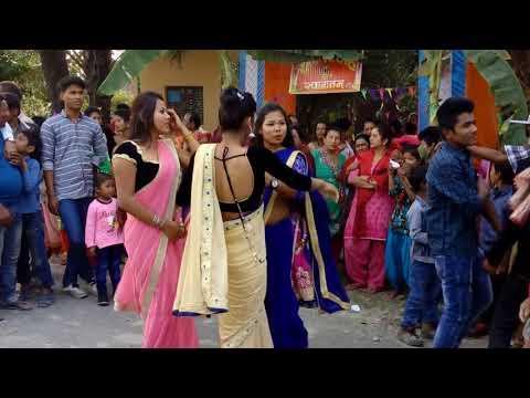 bend baaja tharu dance 1