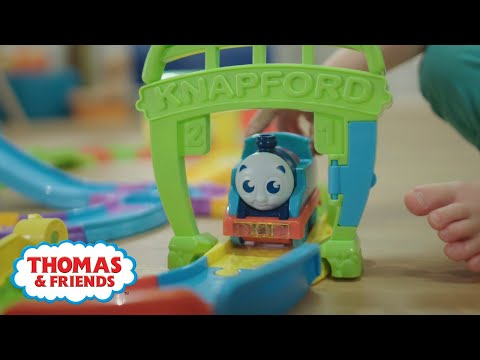 My First Thomas & Friends Railway Pals Destination Discovery Demo   Toys   Thomas & Friends