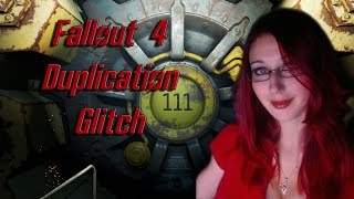 Fallout 4 Duplication Glitch - Technically works on all versions.