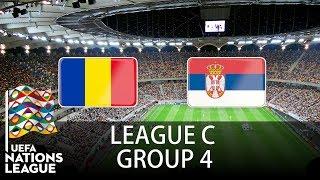 Romania vs Serbia - 2018-19 UEFA Nations League - PES 2019