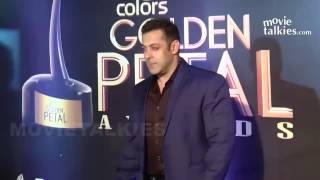 Colors Golden Petal Awards 2016 RED Carpet HD | Salman Khan, Arjun Kapoor