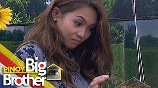 Pinoy Big Brother Season 7 Day 75: Miho, binasa ang mga mensahe na ginawa ni Tommy