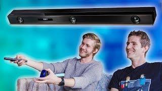 Girlfriend Approved TV Setup! - Sony HT-Z9F Showcase