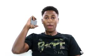 NBA Young Boy Explains Scars On His Face