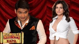 Comedy Nights With Kapil : Ragini MMS 2 movie stars Sunny Leone and Ekta Kapoor on the show