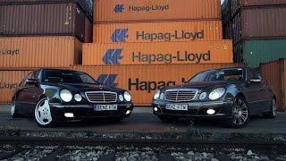 Mercedes W210 E430 & W211 E350 Tribute