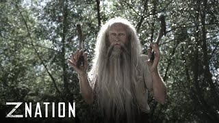 Z NATION | Doc's Best One-Liners | SYFY