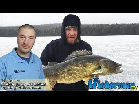 January 18, 2018 New England Fishing Report with Toby Lapinski