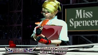 Rumble Roses Part 5: Miss Spencer