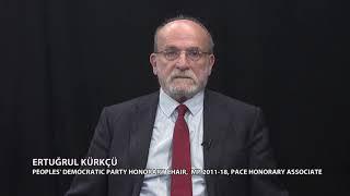 Kürkçü, Nisan başında Uluslararası Parlamentolar Birliği (IPU) Genel Kurulu'na videoyla seslendi.
