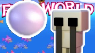 Unlocking The Secret Pearl Byte! [Ep. 12] | FNAF World : HARD MODE