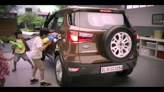 The Bold New Ford EcoSport - TVC