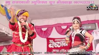 Marwadi Best Comedy 2016   Ramesh Kumawat , Priya Joshi   Rajasthani Comedy Vide