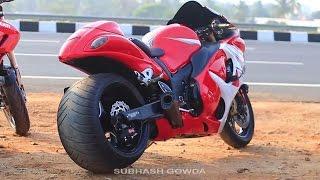 Bangalore super bikers iron man edition