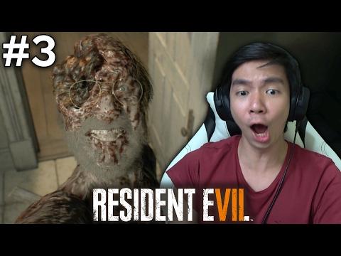 Papa Tergalak - RESIDENT EVIL 7 Biohazard - Indonesia #3