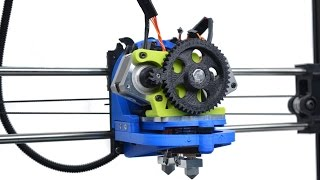 LulzBot FlexyDually - Flexible Dual Extruder for 3D Printer