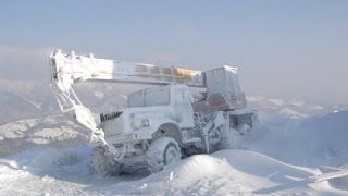 Truck & Heavy Equipment Cold Start Compilation