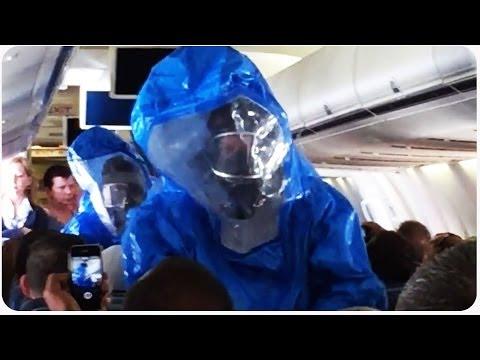 Xxx Mp4 Ebola Scare On US Airways Plane Brings Hazmat Team On Board 3gp Sex