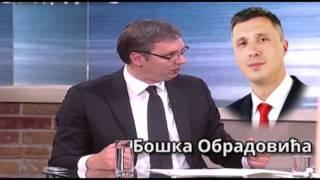 Александар Вучић - Ухваћен у лажи