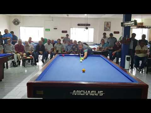 Hugo manzano billar gibbson vs caudron 2