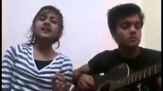 Parbona (borbad) cover song