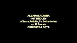 Albamo medley demo orkiestra dęta