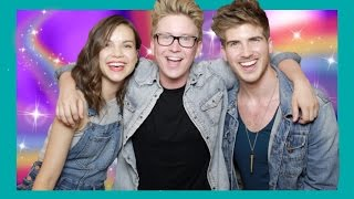 The GAYEST Video EVER (ft. Joey & Ingrid) | Tyler Oakley