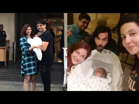 Xxx Mp4 Bhabhiji Ghar Par Hain Actress Saumya Tandon Shares FIRST PHOTO Of Her Newborn Baby 3gp Sex