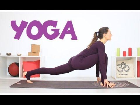 Xxx Mp4 Yoga Para ACTIVAR La ENERGIA Yoga Dinámico En 30 Min En Casa MalovaElena 3gp Sex